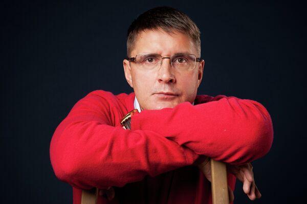 Депутат законодательной думы Томской области Валерий Осипцов