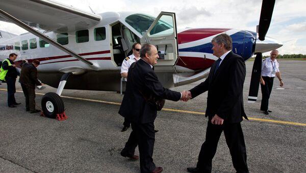 Самолет Cessna Grand Caravan 208B