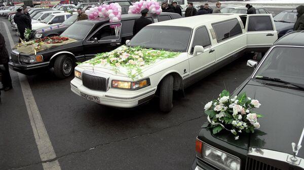 Свадьба на Воробьевых горах