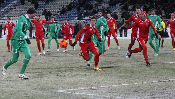 Матч Томь - Уфа, архивное фото