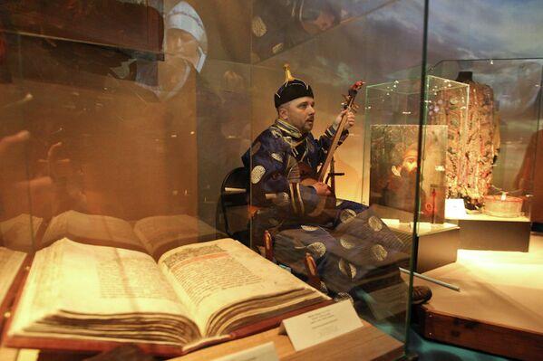 Выставка в Томском областном краеведческом музее