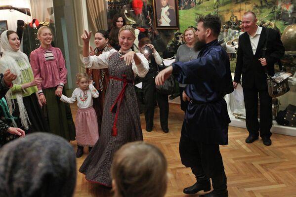 На выставке в Томском областном краеведческом музее
