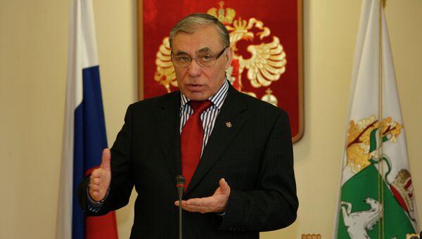 Борис Мальцев, депутат думы Томской области