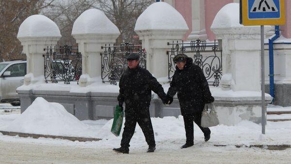 Жители Томска