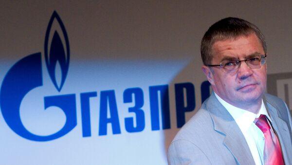 Зампред правления Газпрома Александр Медведев. Архивное фото