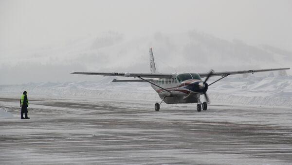 Самолет Томск Авиа, архивное фото