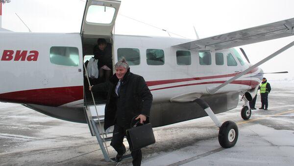 Томск Авиа запустит рейс Томск-Горно-Алтайск-Новосибирск