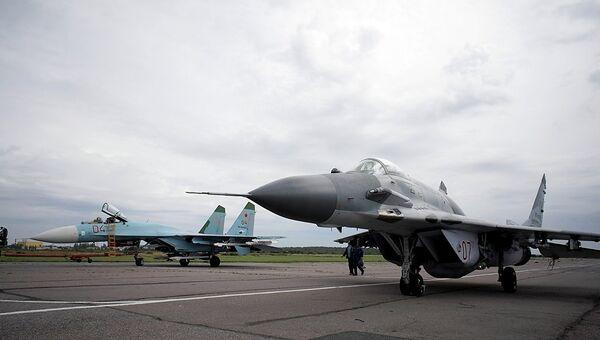 Военный аэродром