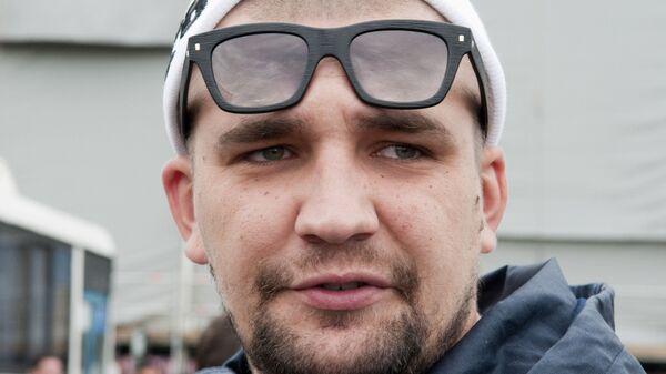 Российский рэп-исполнитель Василий Вакуленко (Баста). Архивное фото