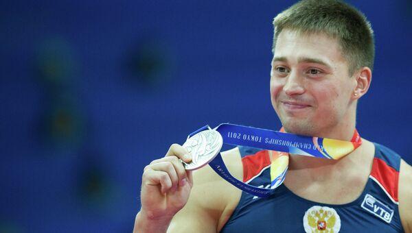 Олимпийский чемпион Антон Голоцуцков