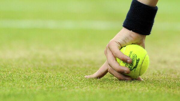 Теннис. Архивное фото