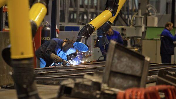 Резка металла на Обуховском заводе