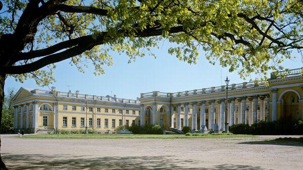 Александровский дворец. Архив
