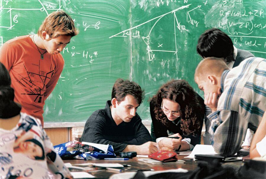 Подготовка к экзаменационной сессии в Московском государственном строительном университете