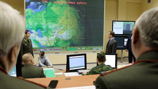 Рабочая поездка Д. Медведева в Калининградскую область