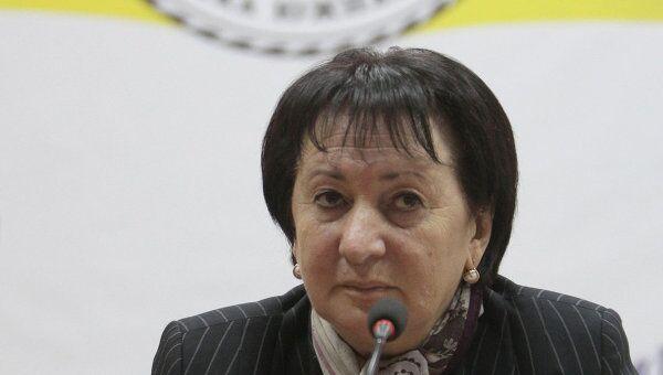 Алла Джиоева. Архив