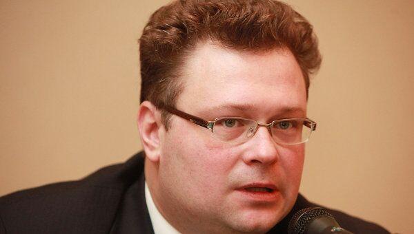Генеральный директор РИА Новости Николай Бирюков. Архив