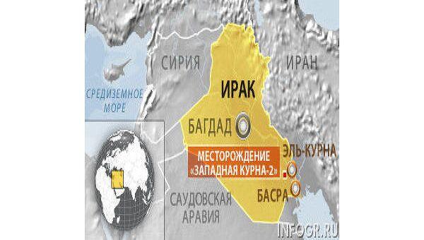 ЛУКОЙЛ приступил к активной фазе разработки Западной Курны-2 в Ираке
