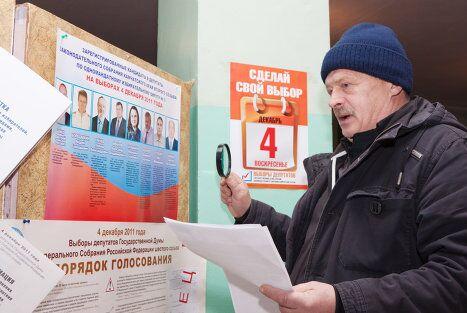 Выборы депутатов Государственной Думы РФ шестого созыва в Петропавловске-Камчатском