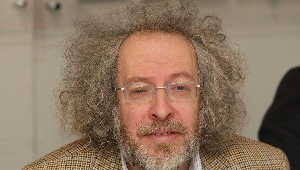 Главный редактор радиостанции «Эхо Москвы» Алексей Венедиктов. Архив