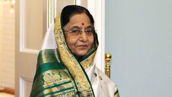 Президент Индии Пратибха Патил