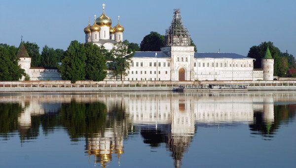 Ипатьевский монастырь - колыбель дома Романовых, XIII в