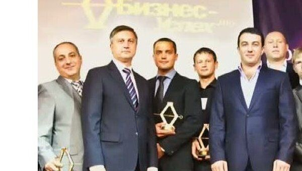 Финал Всероссийского конкурса для предпринимателей Бизнес-Успех