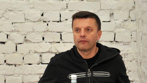 Журналист Леонид Парфенов на первом открытом заседании оргкомитета митинга 24 декабря