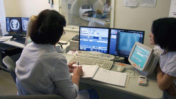 Работа клинического диспансера. Архив