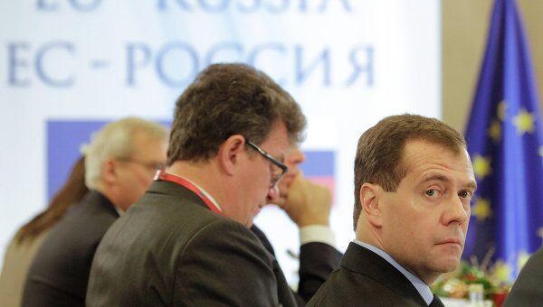 Саммит Россия-Евросоюз