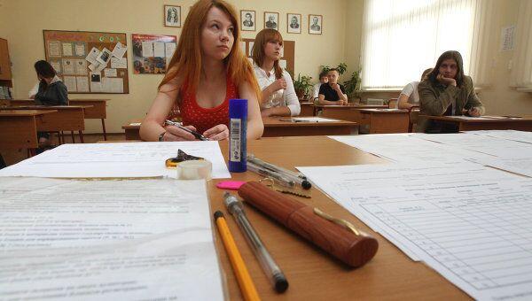 Результаты ЕГЭ не могут служить показателем качества образования - Фурсенко
