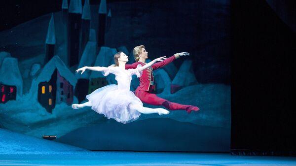 Балет Щелкунчик. Возобновление спектакля на исторической сцене Большого театра
