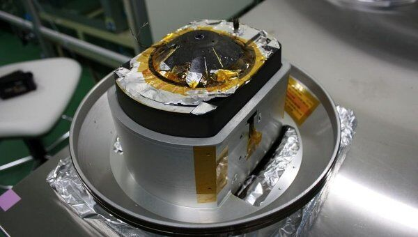 Микроскопические частицы обнаружены в капсуле зонда Хаябуса