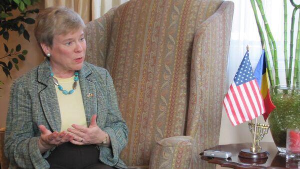 Заместитель госсекретаря США по вопросам разоружения, проверки и соблюдения соглашений Роуз Гетемюллер