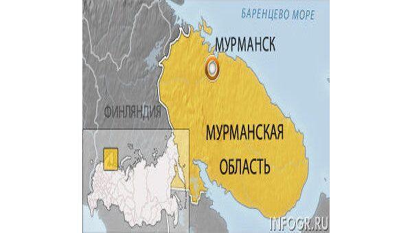 Жильцы двух домов и посетители кафе эвакуированы в Мурманске