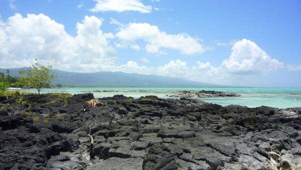 Берега Самоа. Архивное фото