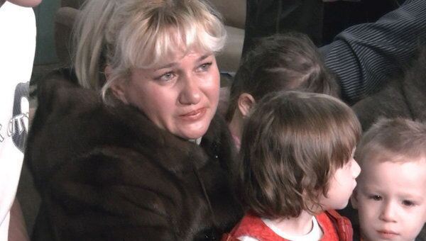 Освобожденную в ОАЭ Гузель Идрисову в Уфе встречали на лимузине