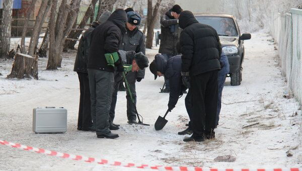 Убийство сотрудника Челябинской прокуратуры Олега Ухина