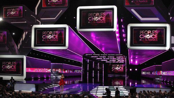 Награда года Народный выбор (People's Choice Awards) в США, архивное фото