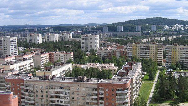Закрытый город Новоуральск