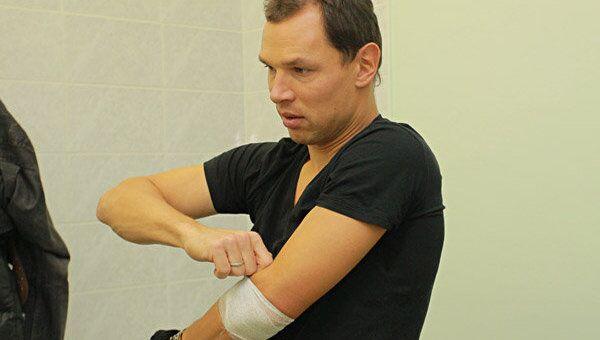 Сергей Игнашевич. Архивное фото