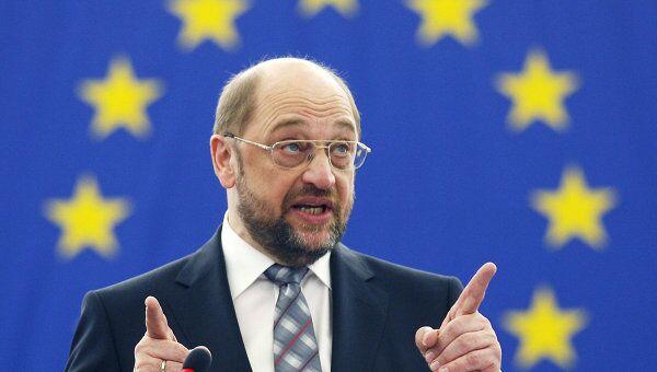 Мартин Шульц избран Председателем Европарламента