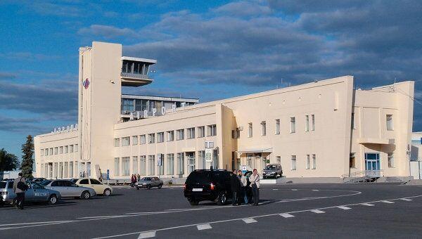 В международном аэропорту Курумоч. Архив