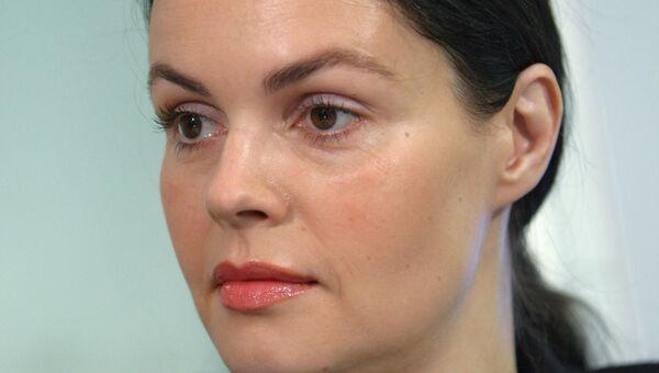 Екатерина Андреева. Архивное фото