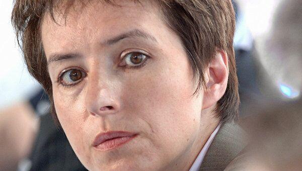Ольга Дергунова. Архивное фото