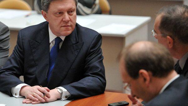 Сдача подписей в ЦИК от кандидатов в президенты РФ