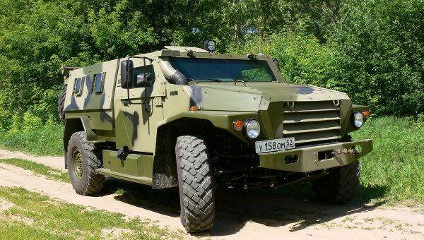 Новые образцы военной техники для Вооруженных сил РФ