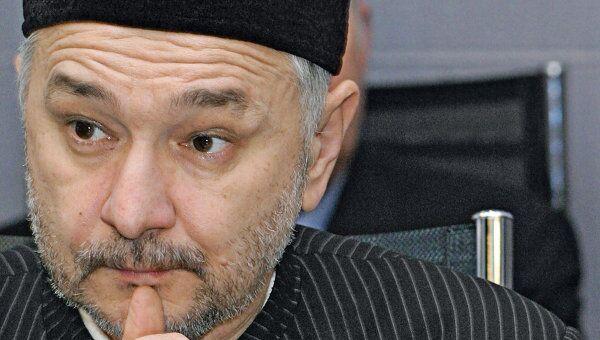 Член Совета муфтиев России шейх Фарид Асадуллин. Архивное фото
