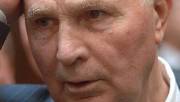 Известный хоккейный тренер Виктор Тихонов. Архивное фото