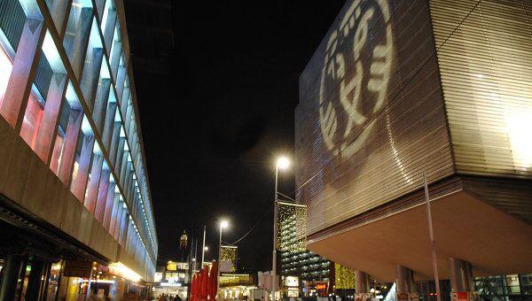 Кинофестиваль в Роттердаме